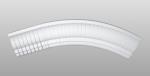 C-90 kültéri polisztirol belső ívre hajlítható íves léc képe